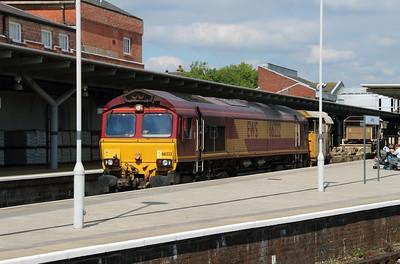 66 232 at Derby on 2nd September 2014 (2)
