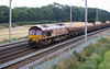 66 046 at Winwick Junction on 21st July 2006