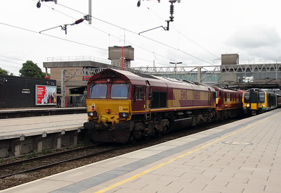 66 150 at Stafford on 2nd September 2016
