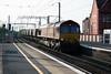 66 231 at Wigan North Western on 10th May 2006
