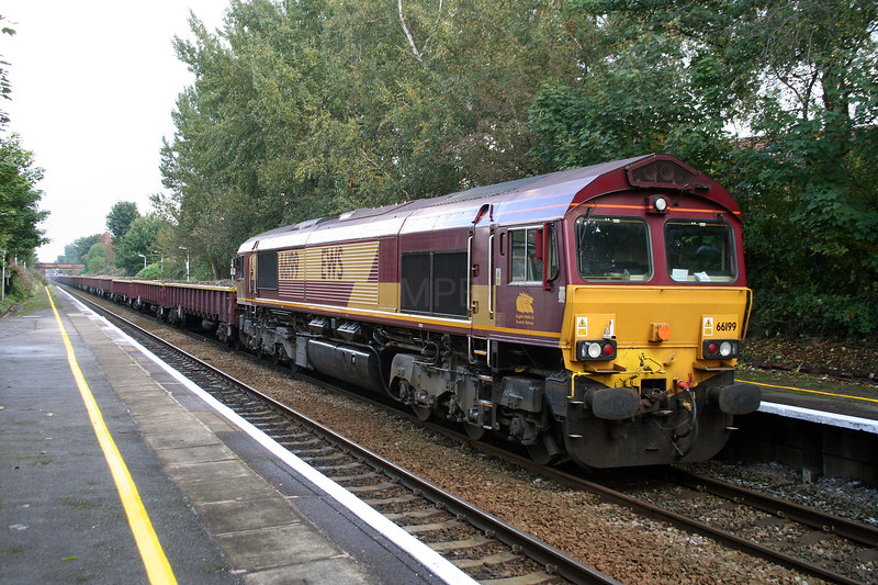 66 199 at Chassen Road on 23rd October 2005 (1)