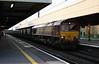 66 119 at Warrington Bank Quay on 10th May 2006 (1)