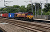 66 084 at Tamworth Low Level on 21st June 2017 (4)