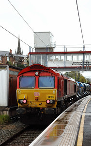 2) 66 185 at Macclesfield on 11th October 2017