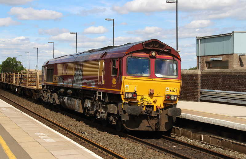 66 122 at Tamworth High Level on 26th August 2016 (2)