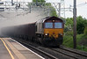 66 193 at Acton Bridge on 24th May 2006