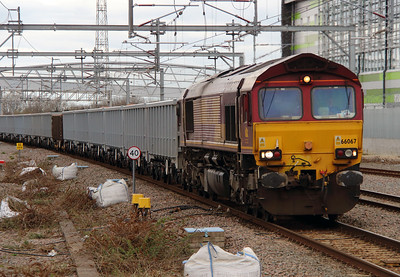 66 067 at Rugby on 18th April 2016