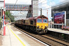 66 107 at Runcorn on 22nd July 2014 (3)