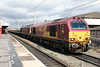 67 016 at Warrington Bank Quay on 8th April 2006 (5)