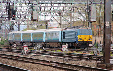 67 001 at Manchester Piccadilly on 4th May 2015 (1)