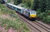 67 014 at Halton (Runcorn) on 3rd September 2015