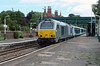 1) 67 014 at Frodsham on 19th August 2015