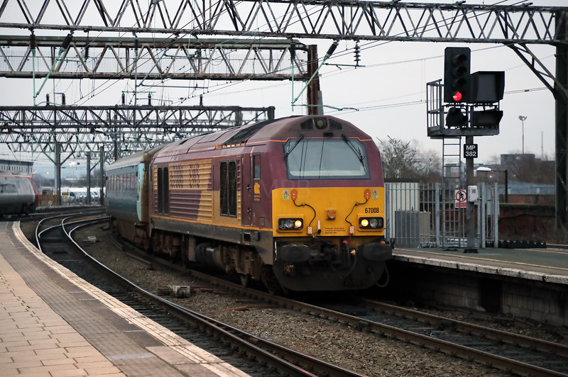 67 008 at Manchester Piccadilly on 19th January 2017 (3)