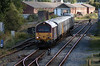 67 013 at Wrexham General on 3rd September 2010 (3)