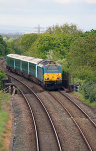 67 001 at Norton (Runcorn East) on 19th May 2015 (3)