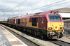 67 016 at Warrington Bank Quay on 8th April 2006 (6)