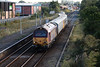 67 013 at Wrexham General on 3rd September 2010 (5)