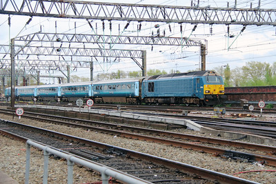 67 001 at Manchester Piccadilly on 4th May 2015 (4)
