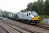 68 011 at Earlestown on 1st August 2014 (1)