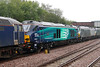68 009 at Earlestown on 1st August 2014 (1)