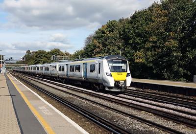 700 108 at Redhill on 3rd October 2017