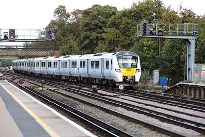 1) 700 026 at Redhill on 3rd October 2017