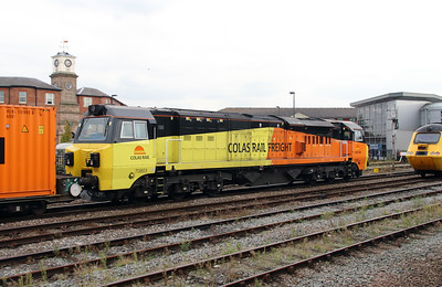 70 803 at Derby on 2nd September 2014 (9)
