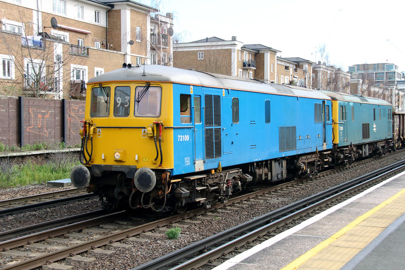 3) 73 109 at Kensington Olympia on 5th March 2014