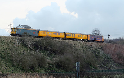 73 201 at Frodsham Junction on 27th March 2015 (1)