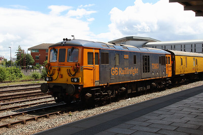 2) 73 963 at Derby on 2nd July 2016