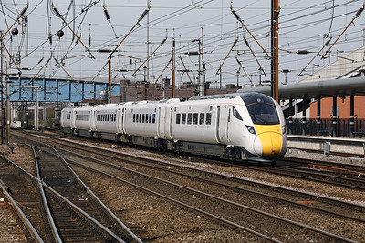 801101 at Doncaster on 6th April 2018