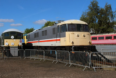 4) 82 008 at Barrow Hill on 18th September 2916