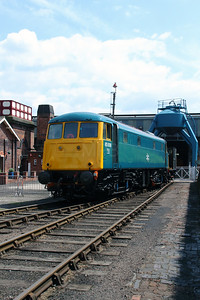 85 006 at Barrow Hill on 1st June 2014 (15)