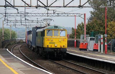 86 501 at Runcorn on 8th October 2014 (1)