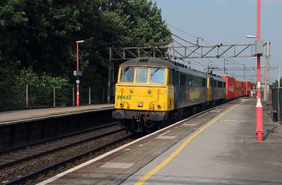 86 632 at Runcorn on 21st September 2016