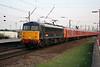 87 019 at Warrington Bank Quay on 10th May 2006