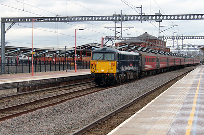 87 002 at Rugby on 18th April 2016