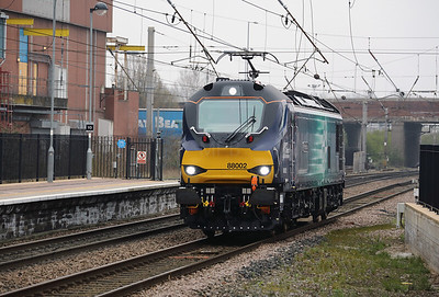 1) 88 002 at Warrington Bank Quay on 28th March 2017