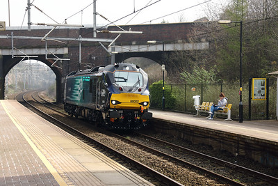 2) 88 002 at Wavertree Technology Park on 28th March 2017