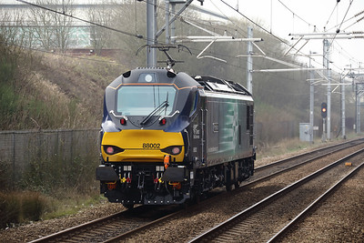 5) 88 002 at Wavertree Technology Park on 28th March 2017