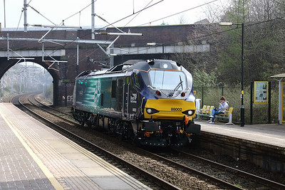 3) 88 002 at Wavertree Technology Park on 28th March 2017