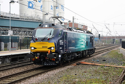 2) 88 002 at Warrington Bank Quay on 28th March 2017