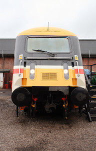 89 001 at Barrow Hill Museum on 30th June 2007 (3)