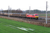 90 036 at Winwick Junction on 19th December 2014 (6)