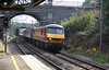 90 035 at Smethwick Galton Bridge on 17th october 2005