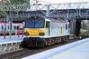 92 039 at Stafford on 19th August 2014 (2)