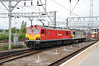 92 016 at Crewe on 29th August 2014 (2)