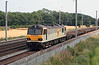 92 003 at Winwick Junction on 21st July 2006, 4S62 1212 Daventry - Mossend (1)