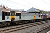 92 029 at Crewe on 22nd July 2014