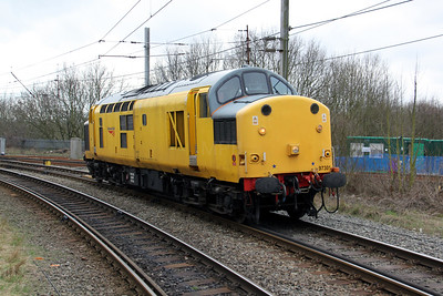 97 301 at Earlestown on 2nd April 2010 (8)